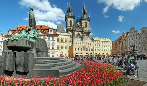 Praha Tapahtumat